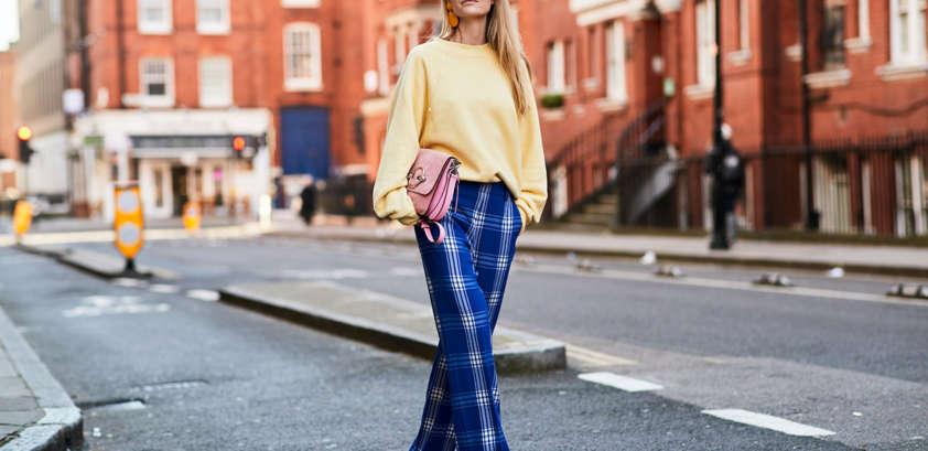 Spring Staple: Wide-Leg Pants